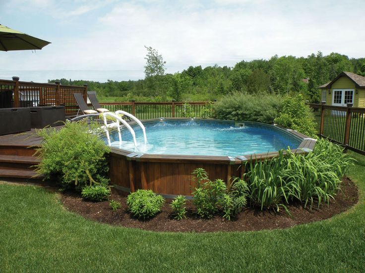 Best 20 piscine hors sol ideas on pinterest swimming pool steps petite piscine and raised pools Piscine hors sol design