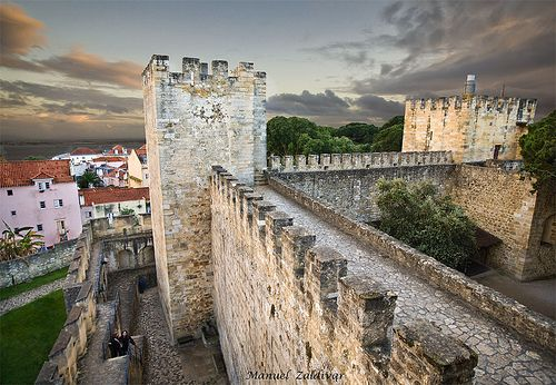 Castillo de San Jorge, LISBOA (PORTUGAL)