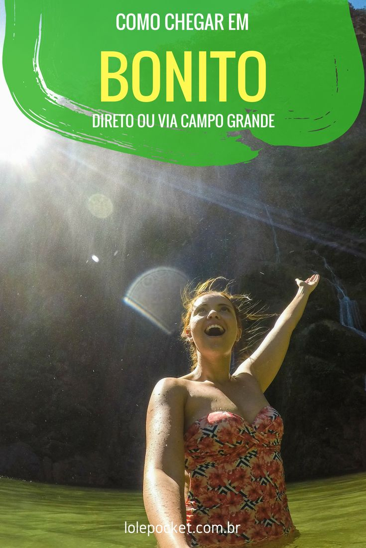 Como faz para chegar em Bonito? Vindo de Campo Grande ou direto, aqui estão todas as possibilidades!