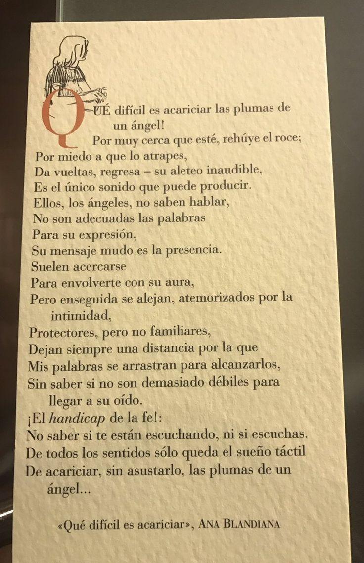 Poesia: Mi patria A4//Ana Blandiana