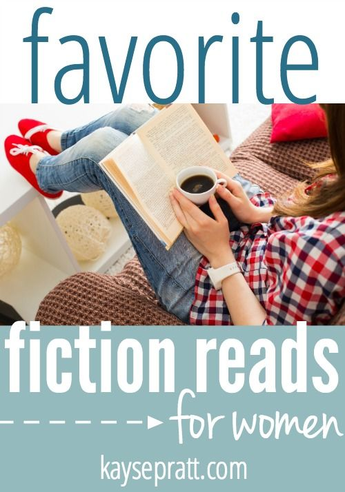 These are the kind of books you can devour during naptime. The ones you don't want to put down. Check out my very favorite fiction books for women!