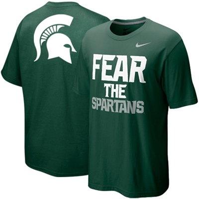 Michigan State #Spartans
