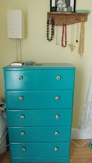 ENERGY   Valspar La Fonda Turquoise   Could be used as home decor accent.