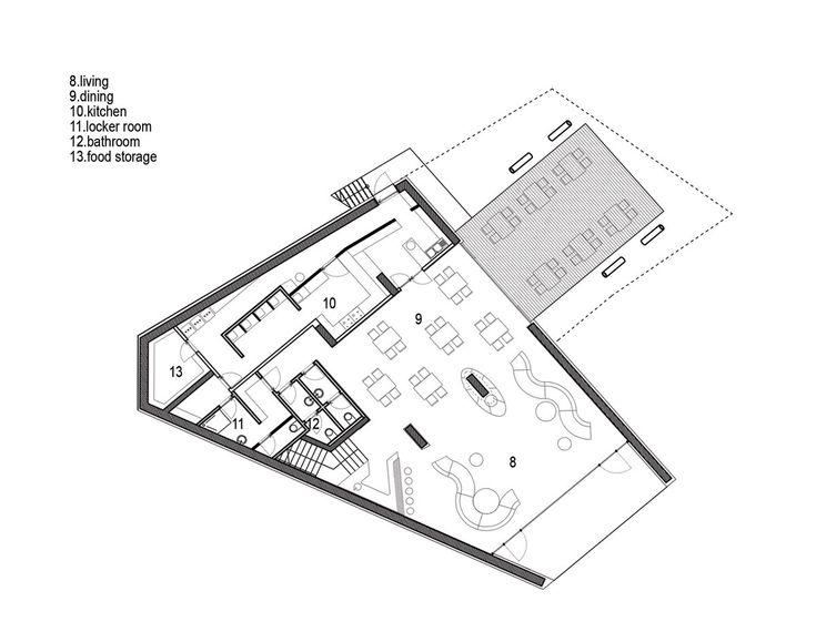 Hotel Atra Doftana,Plan
