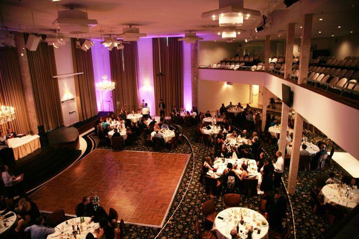 Oasis Centre Edmonton Wedding Venue Reception