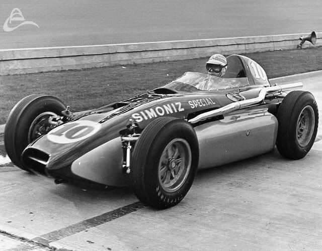 Best Indy Race Cars Before They Whined Images On Pinterest