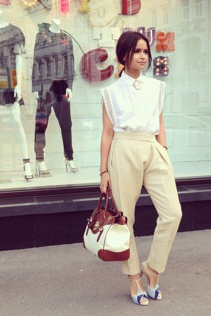note: Miroslava Duma, I do believe I might enjoy your entire closet!