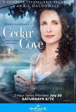 Andie MacDowell in Debbie Macomber's Cedar Cove