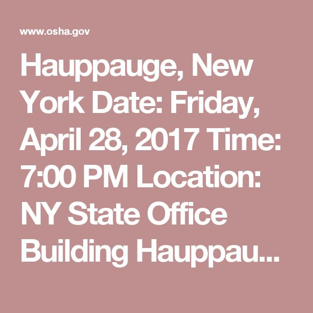 Federal Jobs Long Island Hauppauge