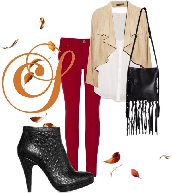 """""""Autumn leaves"""" by colettesol on Polyvore"""
