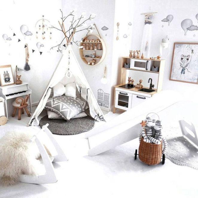 Relooking et décoration 2017 / 2018 Waouh cette chambre est géniale! Mon petit garçon jouerait pendant des heures dans ce merveilleux