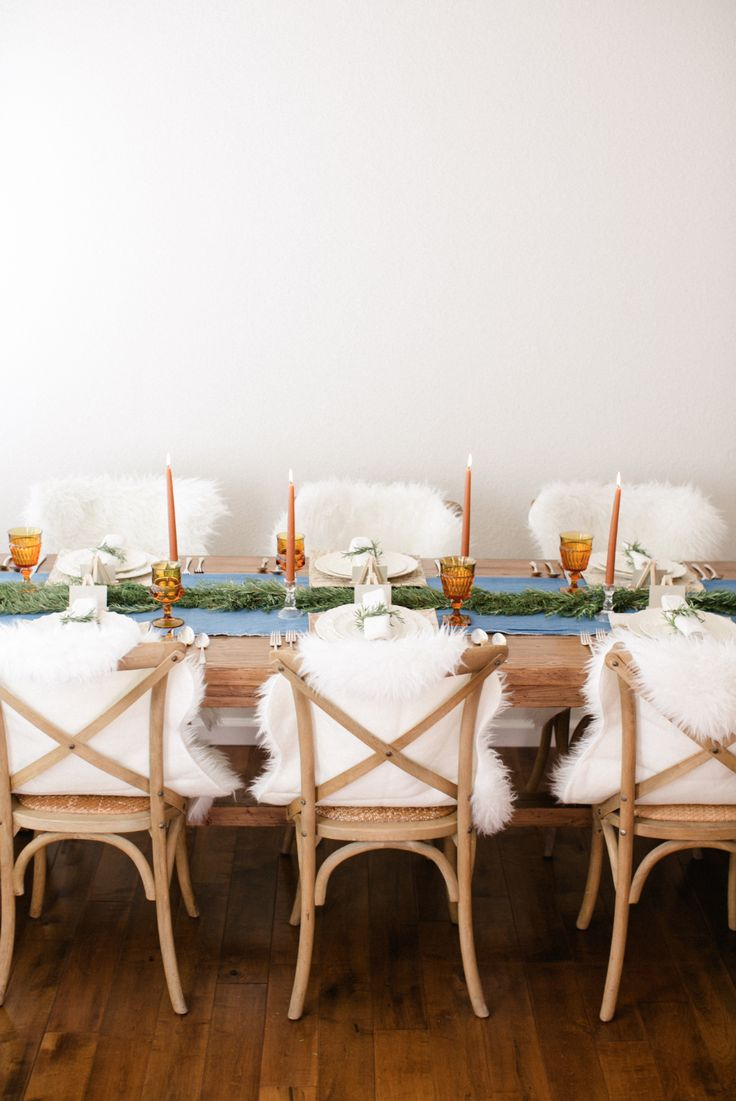 Set the Holiday Table | Rue