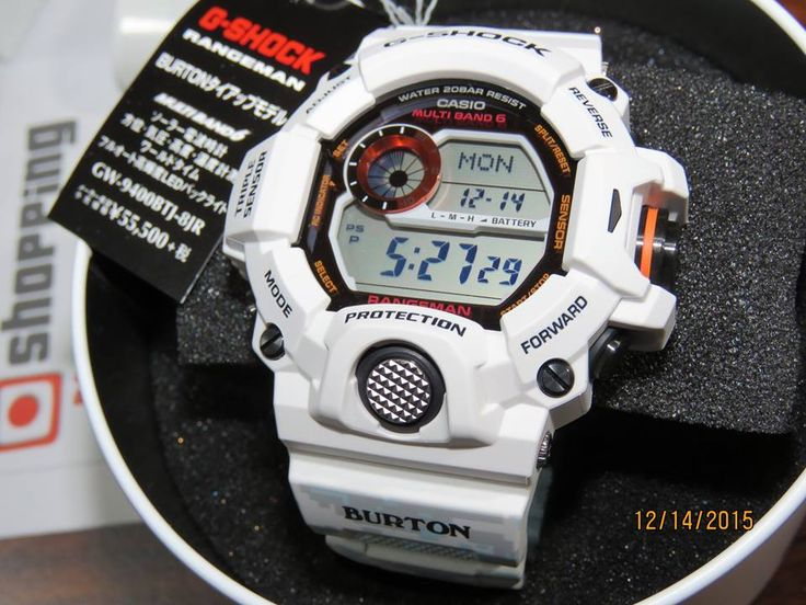 G-Shock Burton GW9400BTJ-8 Limited Collaboration Model-2