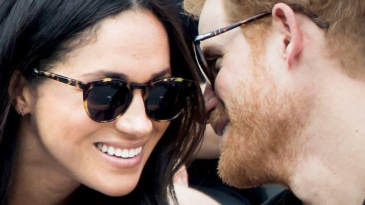 Prinz Harry und Meghan Markle: Verliebt, verlobt und bald verheiratet
