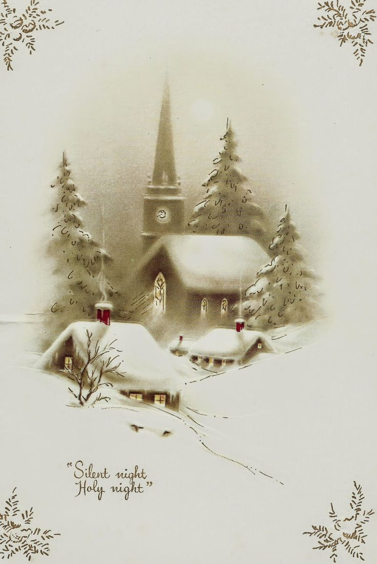 350 best paisagens para pintar images on pinterest dish Christmas card scenes to paint