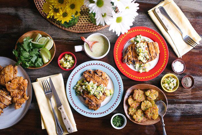 Paleo dinner party ideas