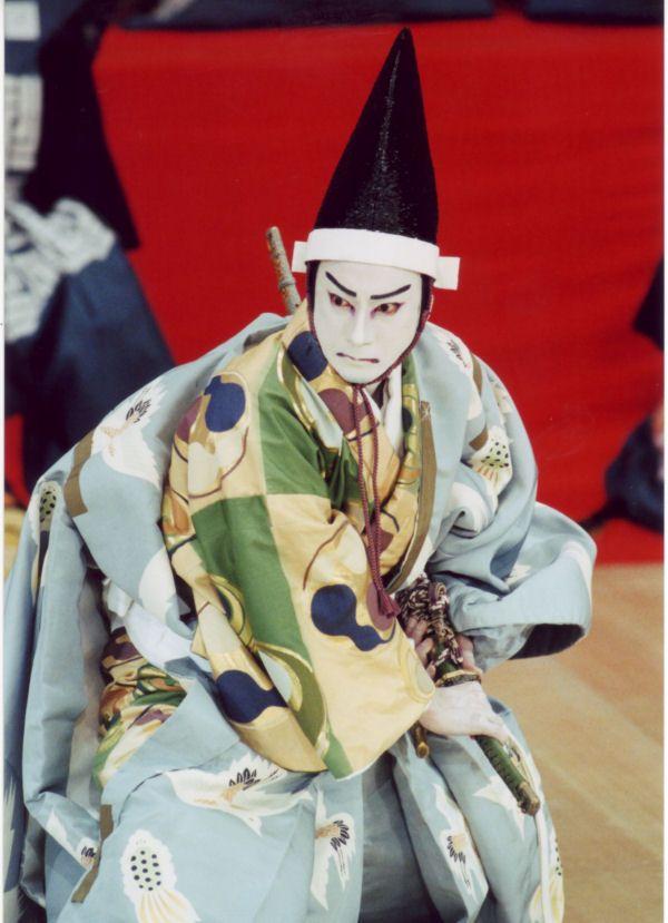 Kabuki Theater Costumes   Askonas Holt - Tours - Kabuki featuring Ebizo Ichikawa XI
