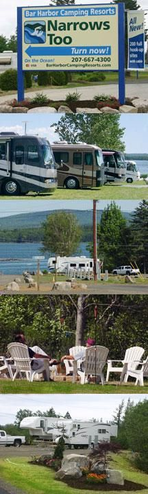 16 best waterfront new england campgrounds images on pinterest