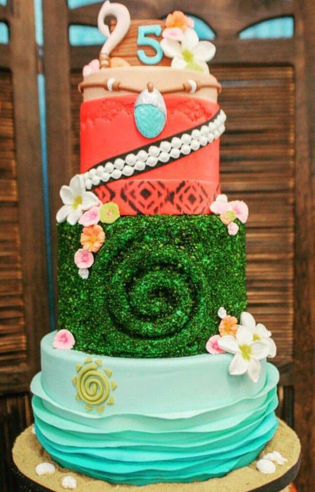 Pastel Cake Idea