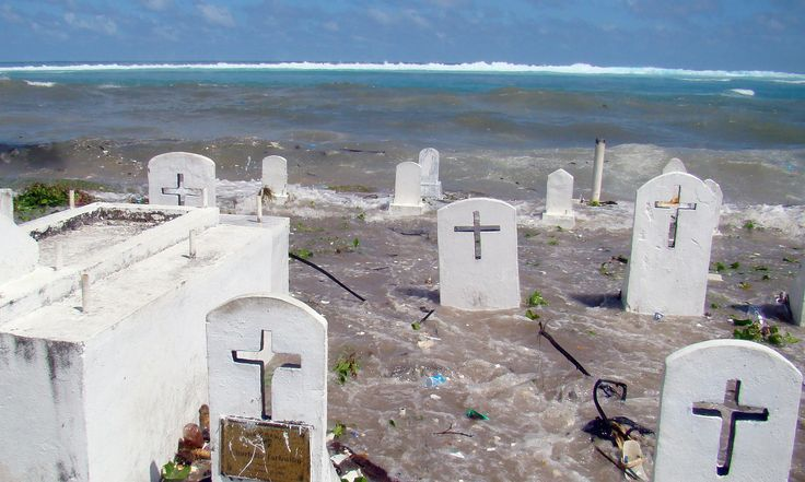 Sinking states: the islands facing the effects of climate change