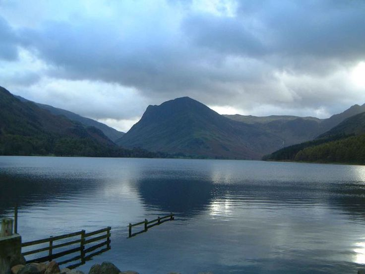 Buttermere and Fleetwith Pike - Buttermere - Wikipedia, the free encyclopedia