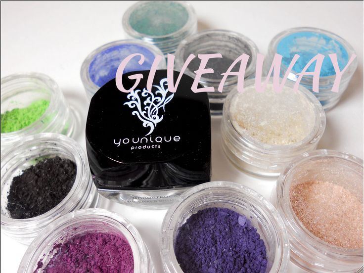 Younique GIVEAWAY! First 10 to make a purchase by midnight TONIGHT (July 31) will be entered in a drawing for a FREE Moodstruck Minerals Pigment Powder of your choice!! Click now to order!!