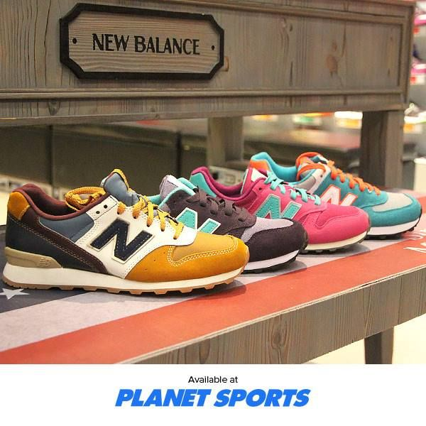 Colorful collection from New Balance Indonesia! Pick one your favorite. #newbalanceindonesia #casual #shoes #sporty
