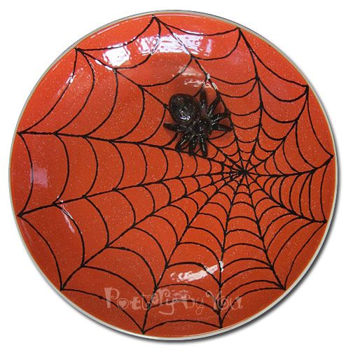 this is one of my favorite pieces halloween platesholidays halloweenceramic tableware - Halloween Plates Ceramic