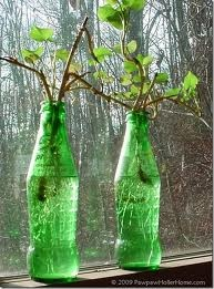 2 green bottles