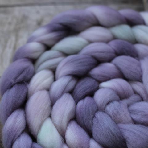 White Gum Wool Sliver - Charmaine