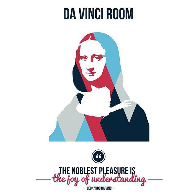 Did know that da Vinci was also an inventor and scientist? #daVinci #creativity #art #learning #design