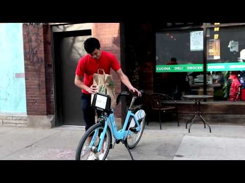 Po Campo's Bike Share Bag
