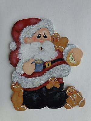 Santa with GB magnet