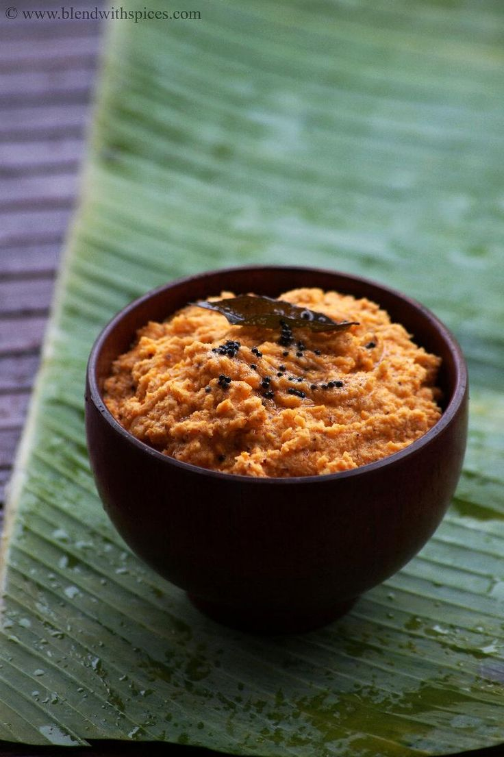 This is an easy and delicious South Indian chutney that goes well with idli, dosa, pongal, upma and any other South Indian breakfast dishes. I have already posted many variations of coconut chutney like Hotel style coconut chutney, Coconut curry leaves chutney, Coconut chana dal chutney, Pudina coconut chutneyand Coconut coriander chutney. If you are...