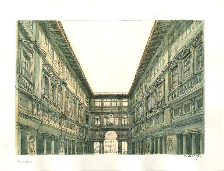 Galerie Champaka: Nicolas de Crécy