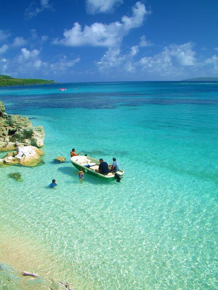 Taga Beach, Tinian Island