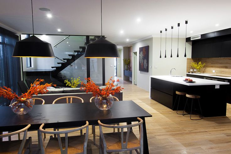 Black kitchen from http://www.homegroupwa.com.au/display-homes/the-studio-platinum?region=any&frontage=any&area=%23display-homes&storeys=any