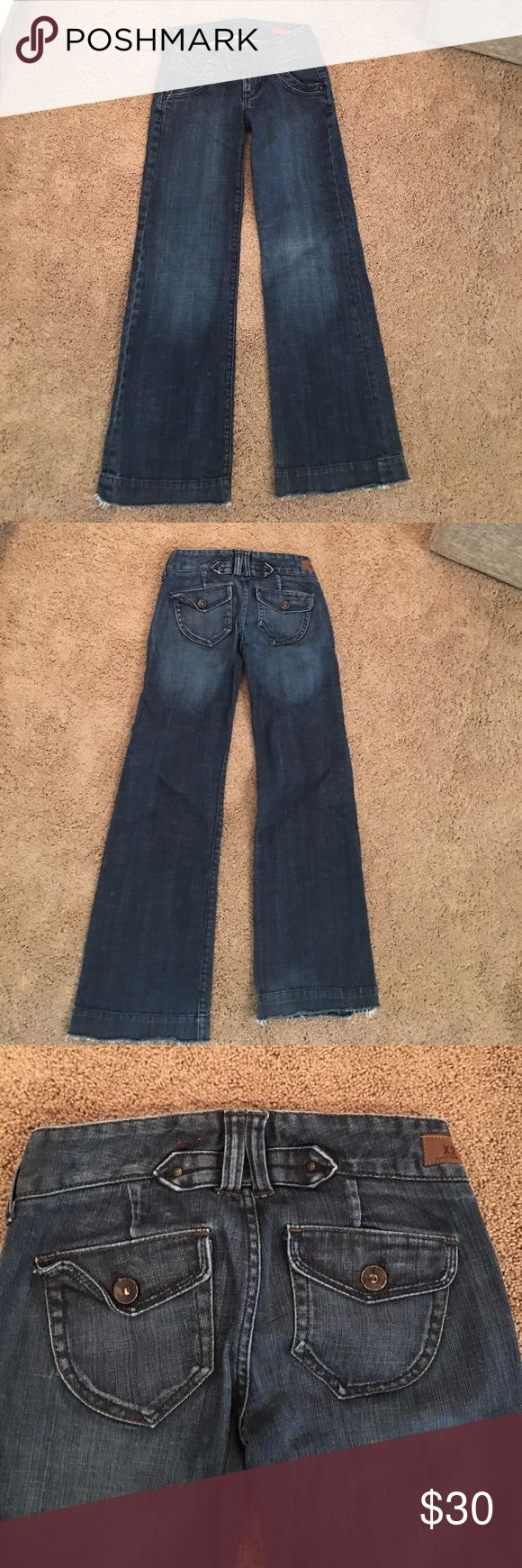 Express X2 Quality Denim women's jeans 0R So cute!!!!! Worn once! Perfect condition Express Jeans