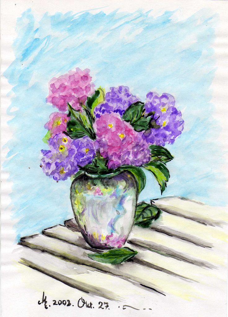 2003  papír, akvarell  21x15 cm