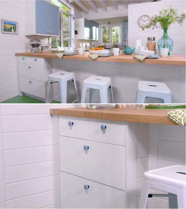 Cottage Kitchen Designs Photo Gallery: Sarah's Rental Cottage: Kitchen Photo Courtesy Of HGTV