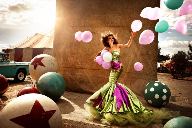 balloons fashion photography - photo #45