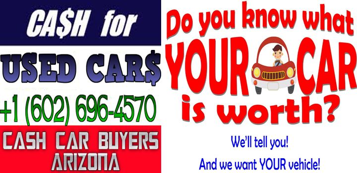 Car Buyers Arizona in Scottsdale, AZ