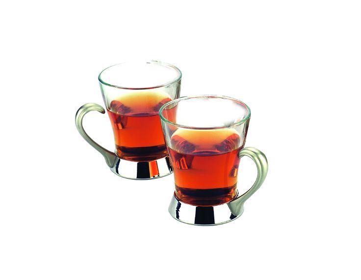 Стакан для чая, 2 шт, Ренессанс  1 450 руб