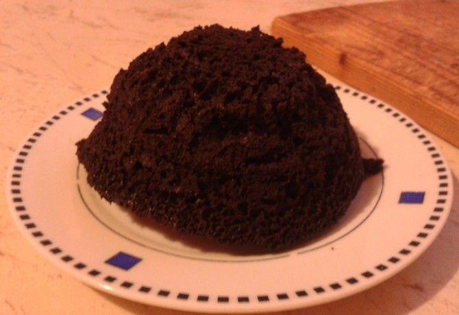 5 perces bögrés csokis süti