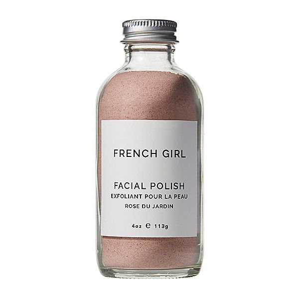 French Girl Organics Rose Facial Polish found on Polyvore featuring beauty products, skincare, face care, face cleansers, fillers, beauty, exfoliating face wash, moisturizing face wash, exfoliating facial cleanser and antibacterial face wash