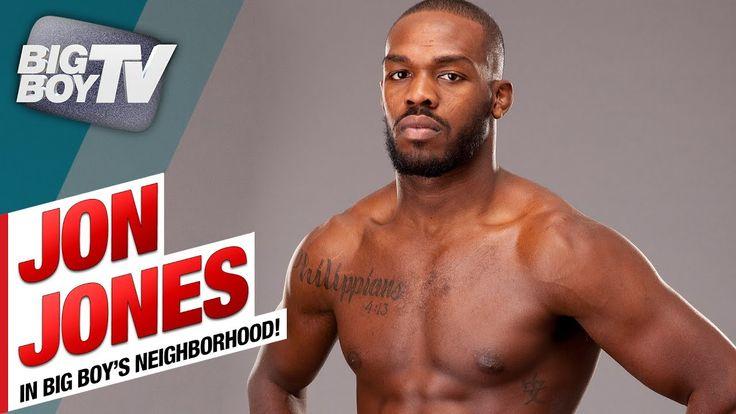 """Jon """"Bones"""" Jones on His Fight w/ Cormier at UFC 214 - https://www.mixtapes.tv/videos/jon-bones-jones-on-his-fight-w-cormier-at-ufc-214/"""