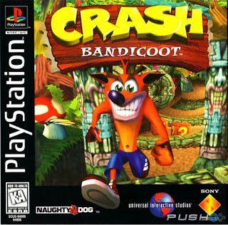 Emularoms: Crash Bandicoot [ Ps1 ]