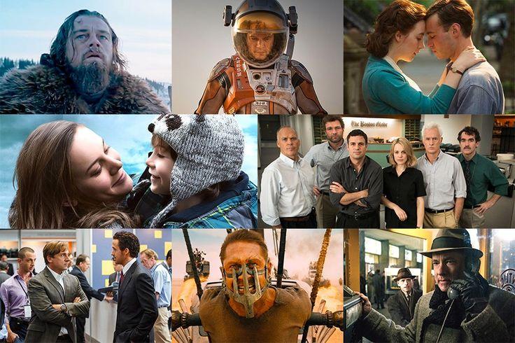 Luxury Adventure - Lust for Life: Oscars 2016. Winners & Best Dressed