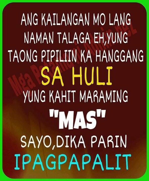 Quotes About Sorry Tagalog: New Tagalog Love Quotes. QuotesGram