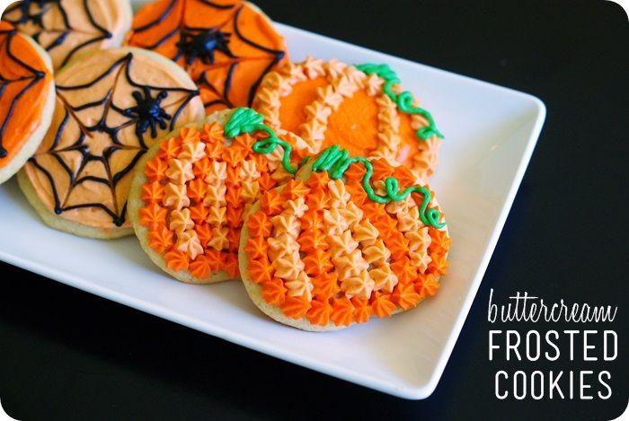 halloween baking simple